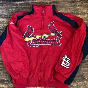 Authentic Majestic St. Louis Cardinals Jacket